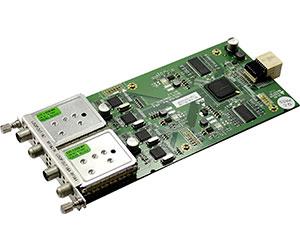 WVR4QAM Ресивер DVB-C - 4 тюнера