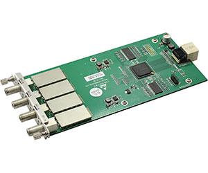 WVR4OFDM Ресивер DVB-T - 4 тюнера