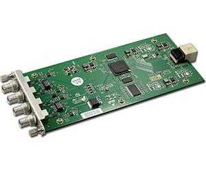 WVIO4ASI Ремультиплексор ASI - ASI вход или выход (4 канала)