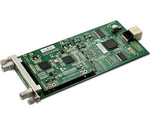 WVEN4SDIH Энкодер 4 SDI/AV - MPEG-4 H.264 HD - 2 SD/HD программы