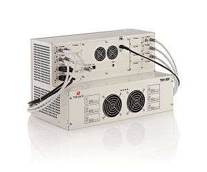 TDH 800 - Базовый блок на 16 вх. и 6 вых. модулей