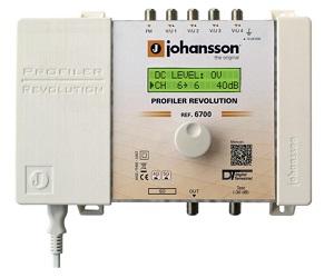6700 - PROFILER REVOLUTION - Программируемый фильтр усилитель  5 входов: FM / 4 х VHF-UHF с конвертацией