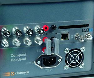8506 - COLOSSEUM DVB-T CI - 4 вх DVB-S/S2 (4 транспондера)/ 4 вых DVB-T (4 мультиплекса)/ 2 CI
