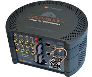 8530 - COLOSSEUM AV - 8 вx AV (CVBS)/ 4 вых DVB-T (4 мультиплекса)