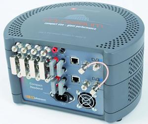 8550 - COLOSSEUM DVB-C - 4 вх DVB-S2 (8 транспондеров)/ 4 вых DVB-С (4 мультиплекса)