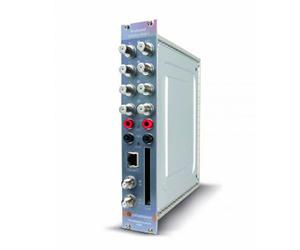 5353Q - ProQuad QPSK->QAM CI 32 - Вход: 4 х DVB-S/S2 Выход: 1 х DVB-C + CI