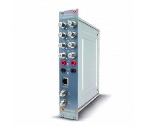 5302S - ProQuad QPSK->COFDM 8 - Вход: 4 х DVB-S/S2 Выход: 1 х DVB-T