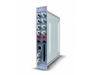 5303Q - ProQuad QPSK->COFDM CI 32 - Вход: 4 х DVB-S/S2 Выход: 1 х DVB-Т + CI