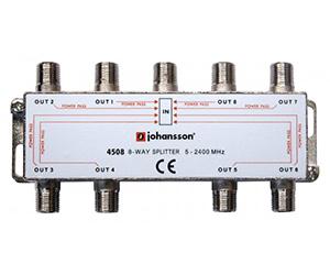 4508 - Разветвитель на 8 отводов/ 8 DC / 5-2340 MHz