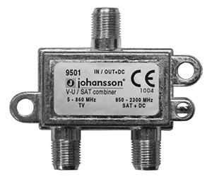 9501 - Сумматор SAT / TV