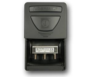 9507 - Сумматор SAT / TV с высокой изоляцией, для универсальных LNB